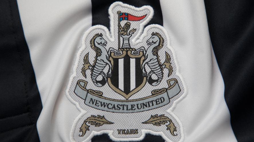 A club badge
