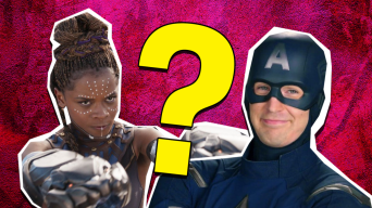 Name That Marvel Character Quiz