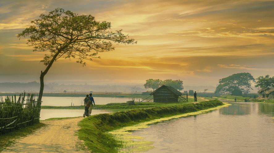 Indian Countryside