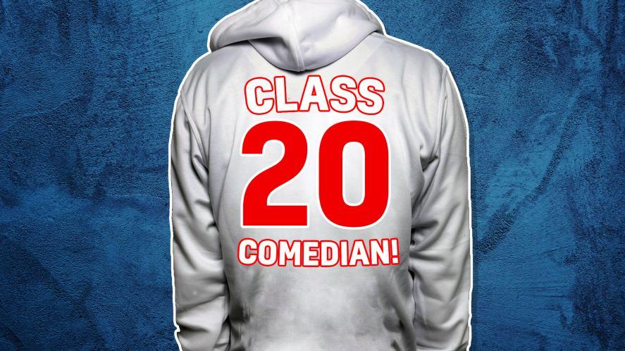 CLASS COMEDIAN