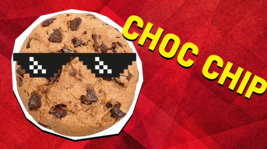 Choc chip thumbnail