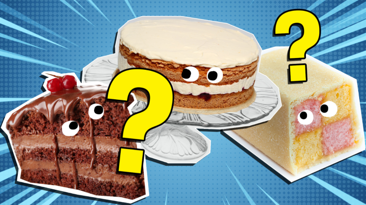 What Cake Am I? Quiz