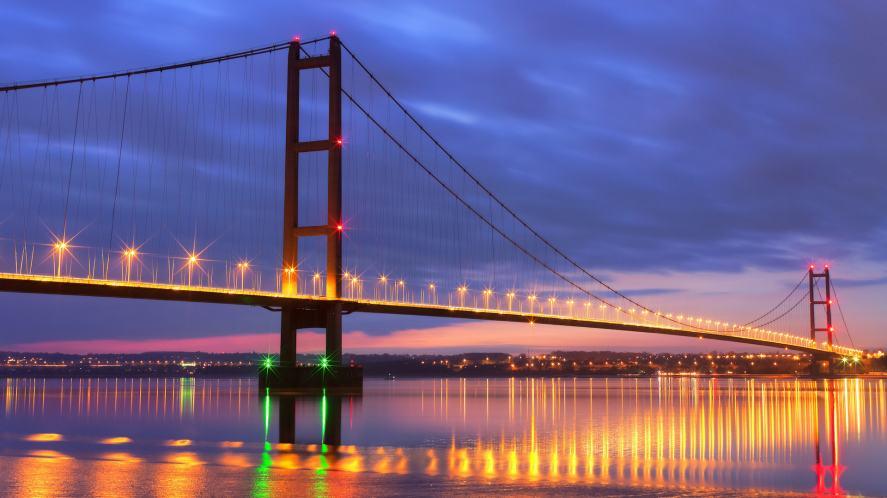 The longest bridge in England