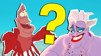 Which Little Mermaid Character Are You?
