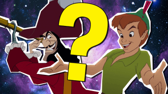 Which Peter Pan Character Are You?