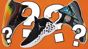 Basketball shoe quiz