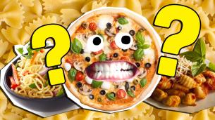 Epic Italian Food Quiz