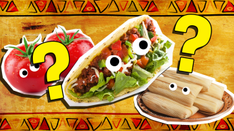 The Ultimate Mexican Food Quiz
