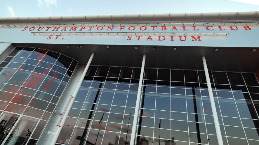 Southampton's football ground