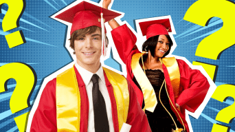 High School Musical, Troy and Taylor