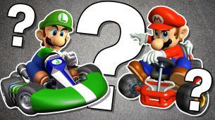 Mario Kart quiz