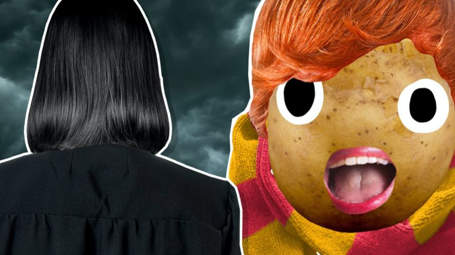 Severus Snape and Ron Weasley