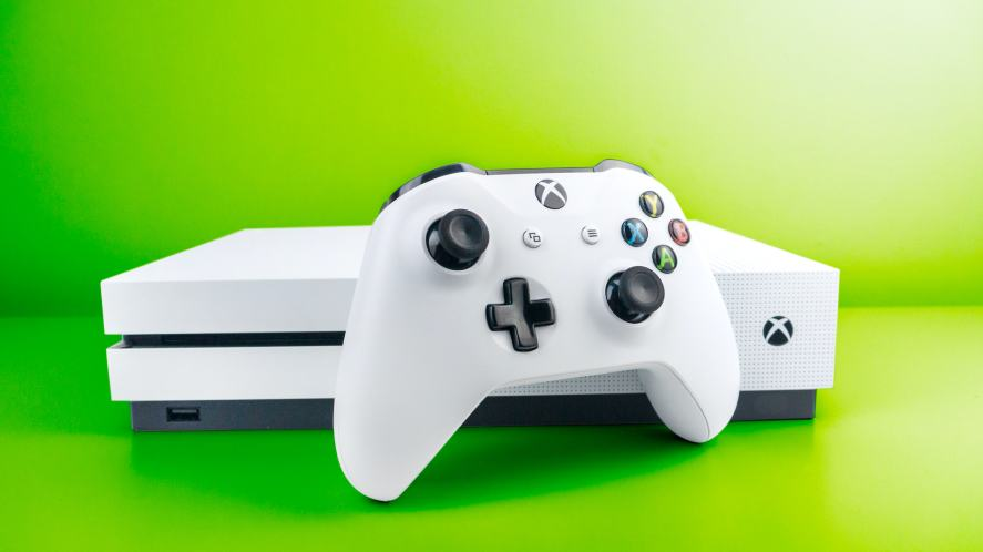 A newer Xbox console