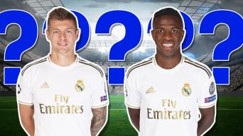 Epic Real Madrid quiz