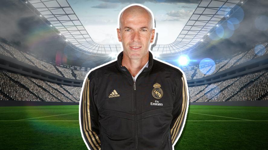Read Madrid's head coach