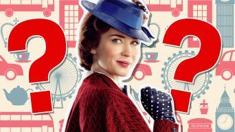 Mary Poppins Returns quiz