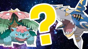 Mega Pokemon Quiz Thumbnail