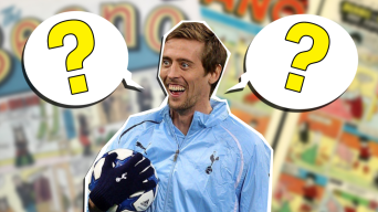 Are You a Bigger Beano Fan Than Peter Crouch?