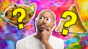 The Ultimate Indian Food Quiz