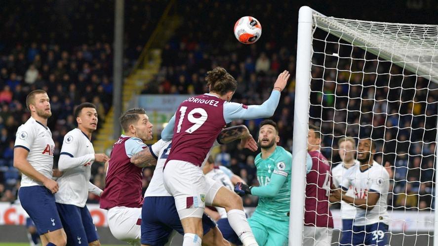Burnley vs Spurs