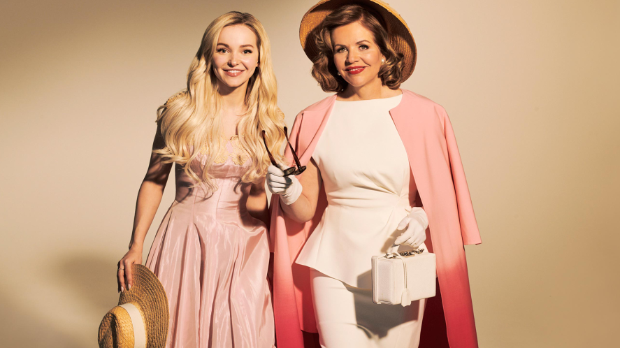 Dove Cameron and Renee Fleming