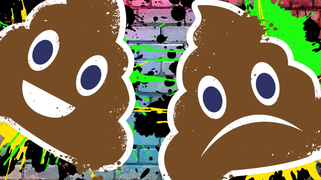 Beano Poop jokes