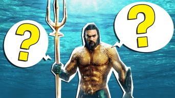 Ultimate Aquaman Quiz