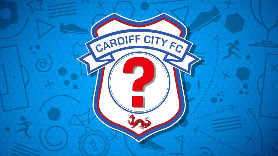 Cardiff City's badge