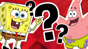 Spongebob quiz thumbnail