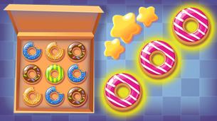 Donuts-match-three