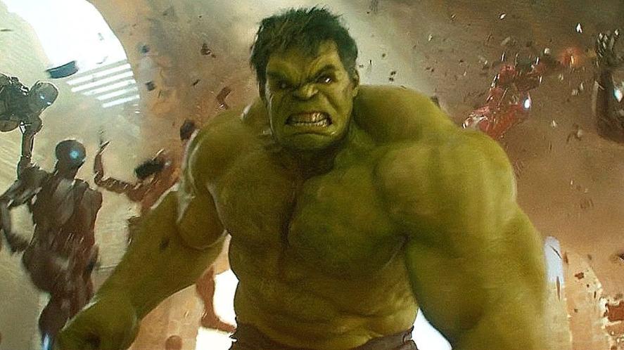 The Hulk in Avengers Assemble