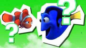 Finding Dory Trivia Quiz