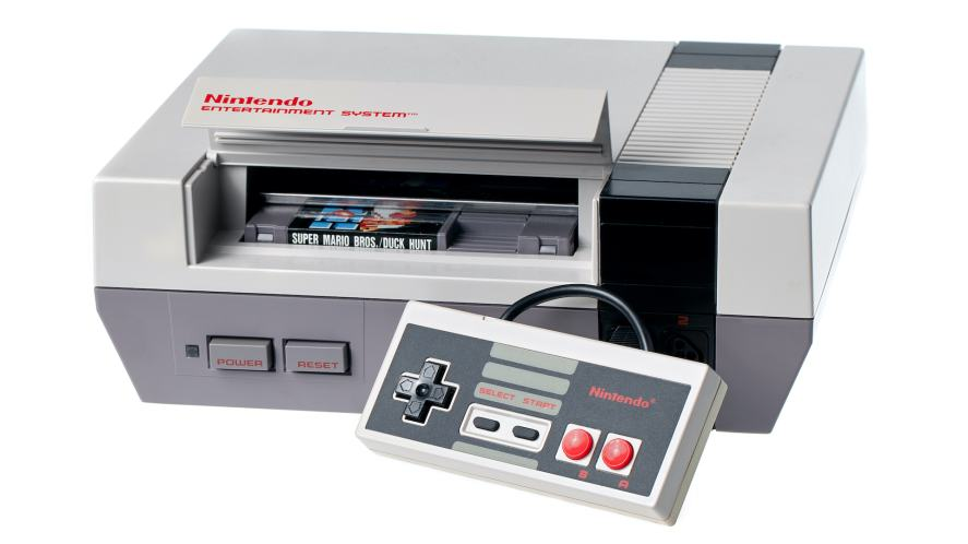 The first ever Nintendo console