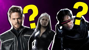 X Men Personality Quiz