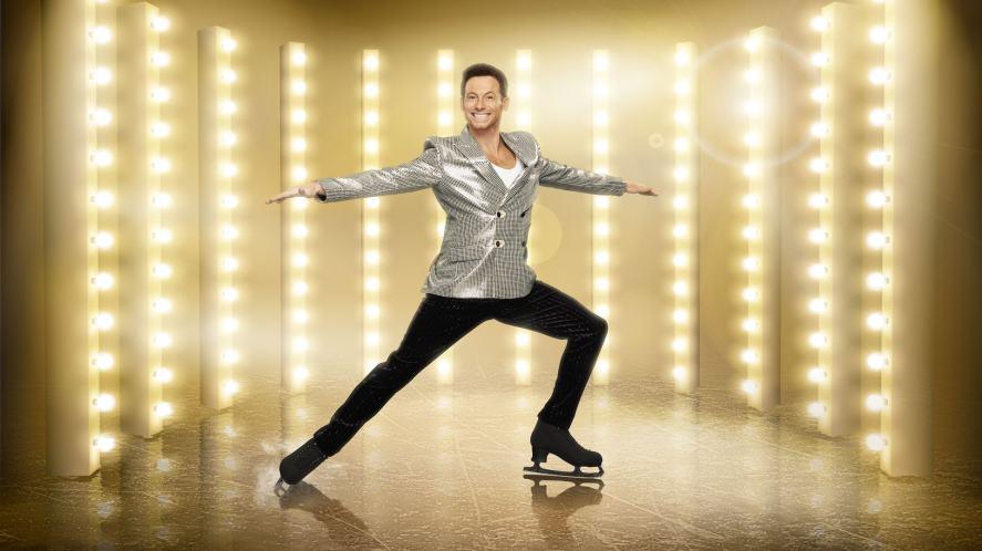 Dancing on Ice winner Joe Swash