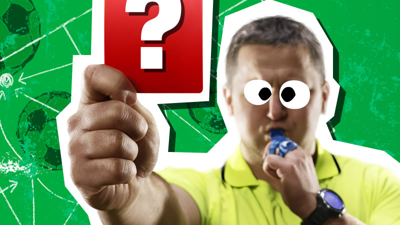 Football Referee Quiz