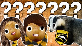 Hufflepuff character quiz