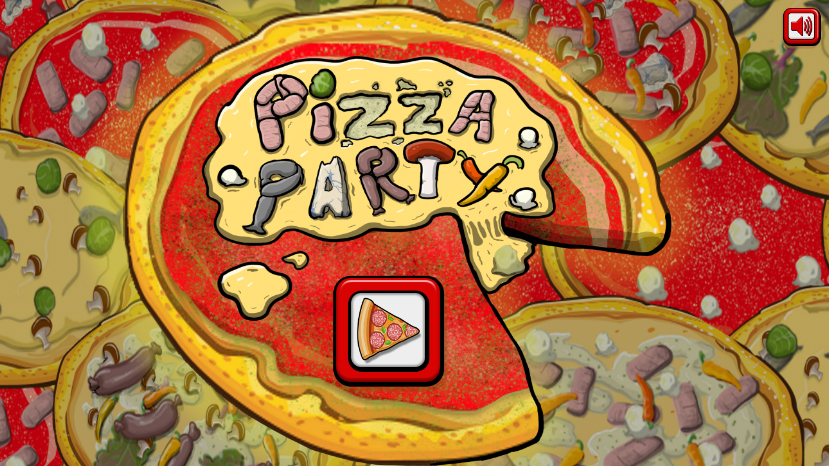 Pizza Cooking Game: Pizza Party