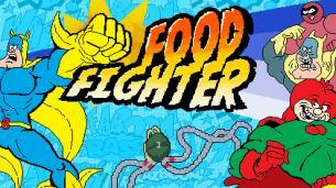 Bananaman: Food Fighter