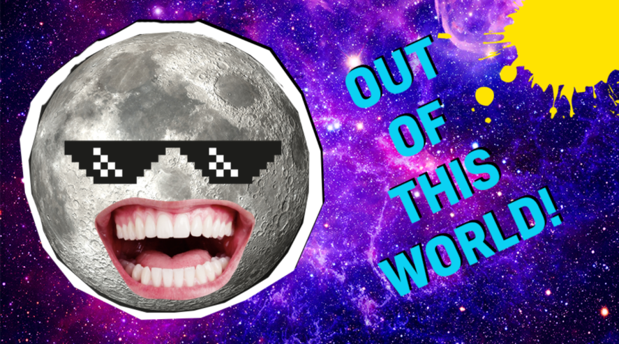 Out of this world result