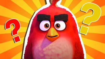 Which Angry Bird Are You?