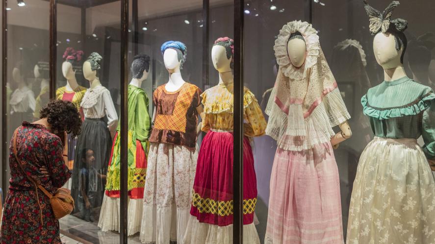 Frida Kahlo costumes