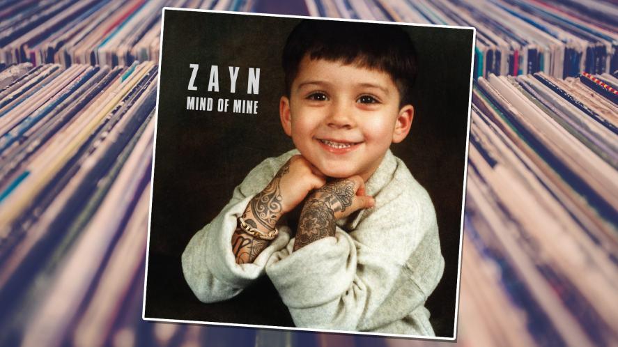 Zayn Malik's debut solo album Mind of Mine