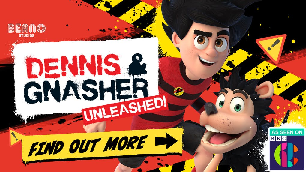 Dennis and Gnasher: Unleashed! TV show