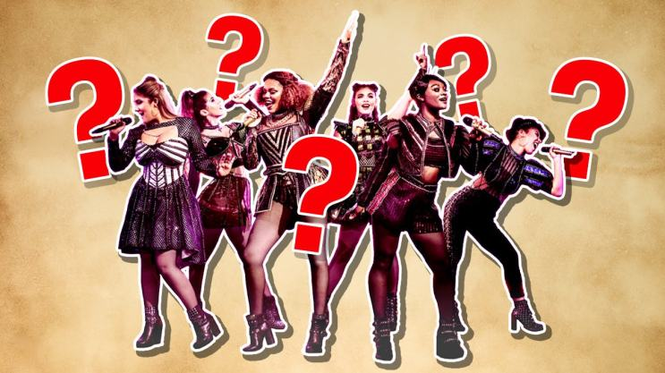 What Song From Six The Musical Soundtrack Are You?