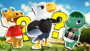 Which Animal Crossing Villager Are You?