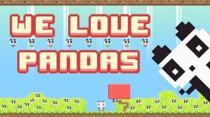 We Love Pandas