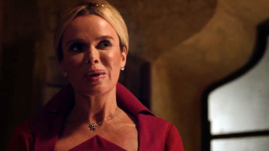 Amanda Holden in The Worst Witch