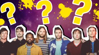Maroon 5 quiz thumbnail