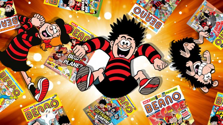 Subscribe to Beano!